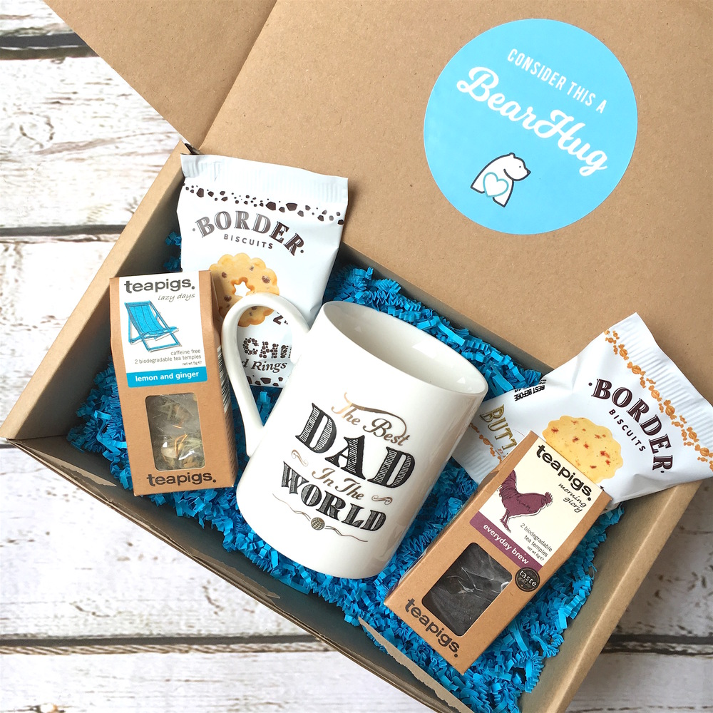 father's day gift hamper bearhugs