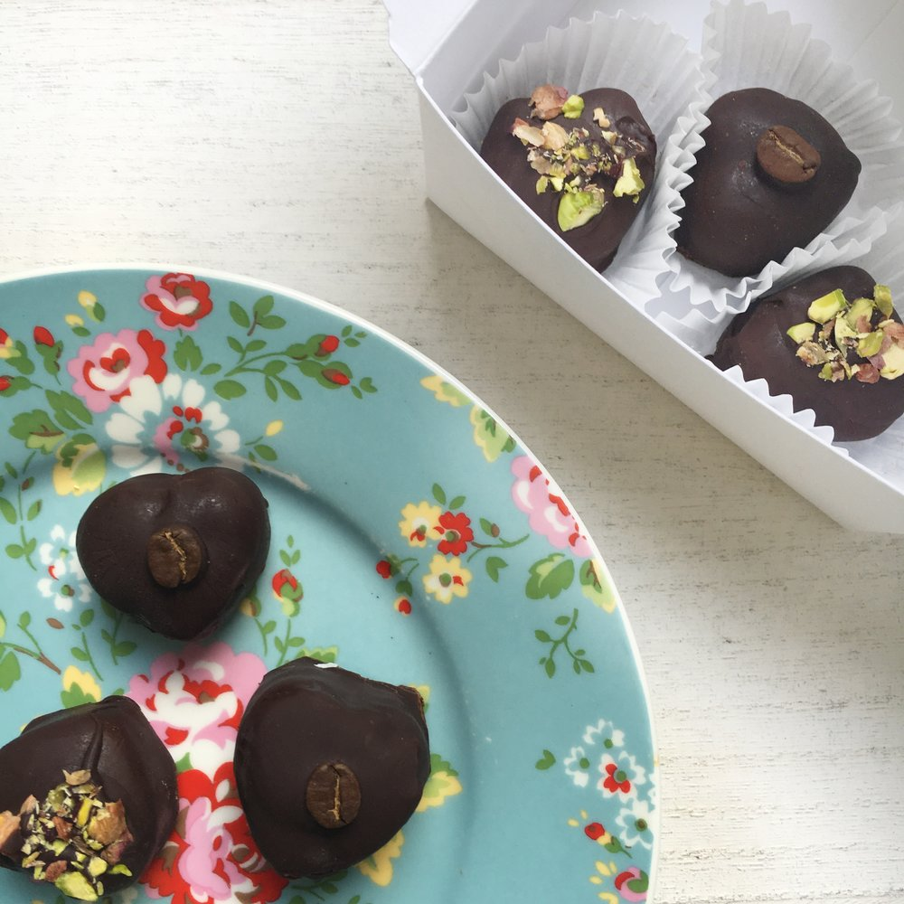 vegan chocolate truffles walkley cheese co