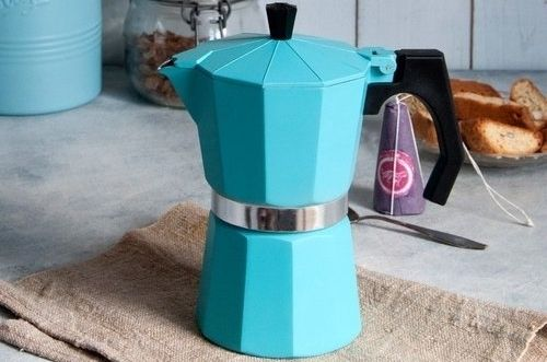 Add more coffee -
