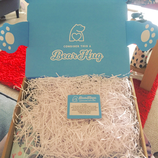 bear hug gift box review