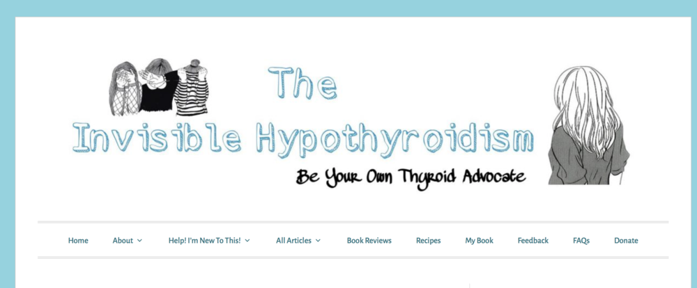 bearhugs invisible hypothyroidism Christmas gift guide