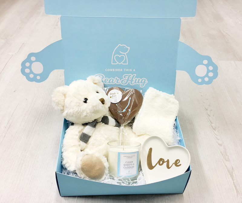 valentines day gift box bearhugs gift box