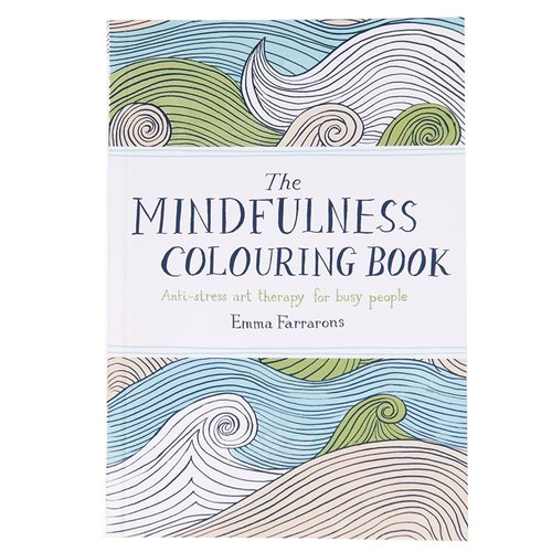 Mindfulness Colouring Book Bearhugs Hug In A Box Gifts To Send Someone Having Tough