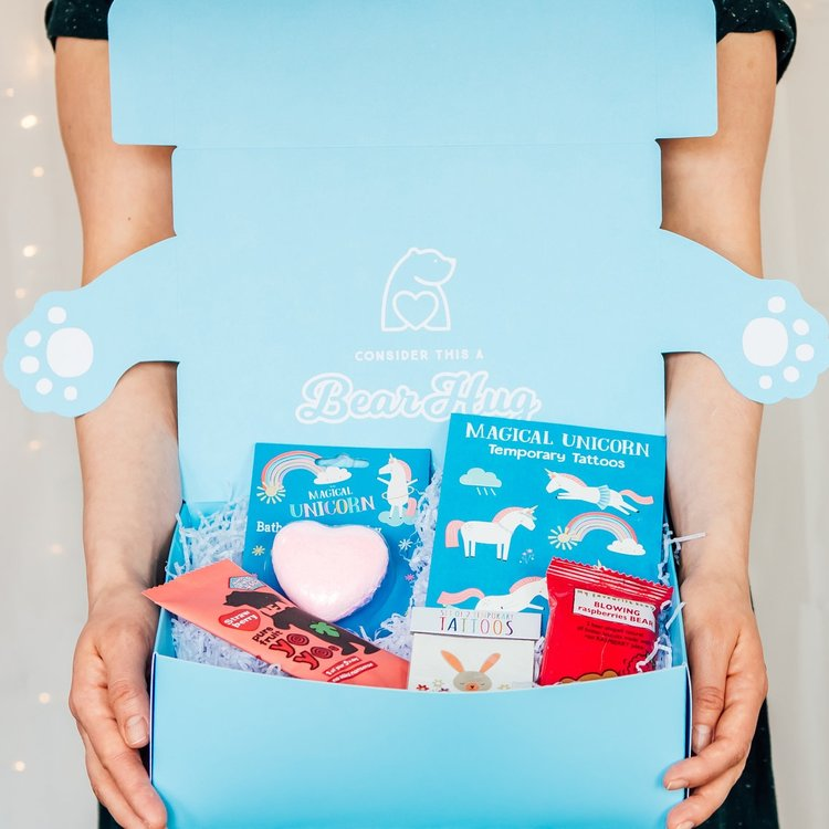 birthday gifts to send to children