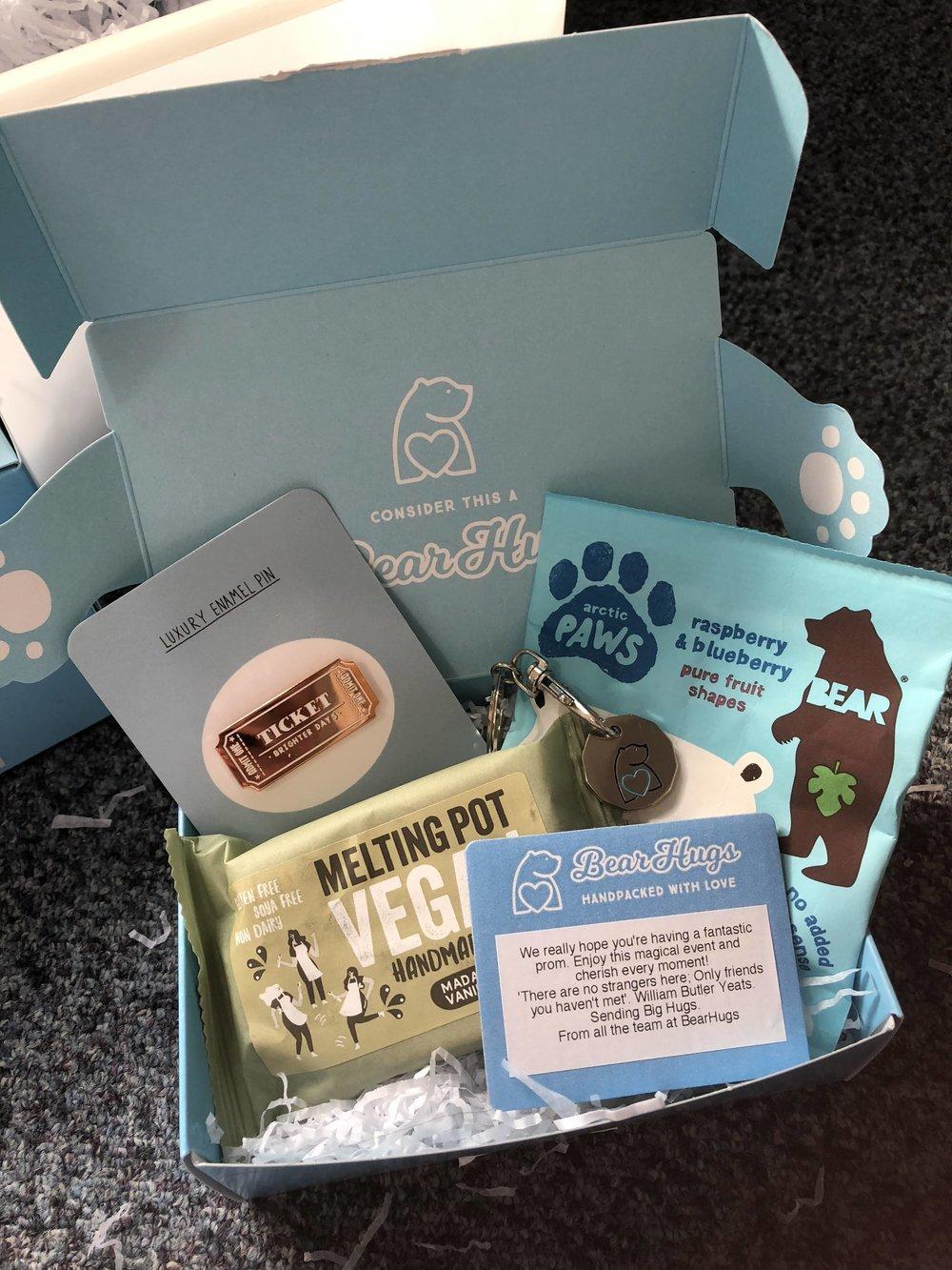 bearhugs friend finder prom 2018