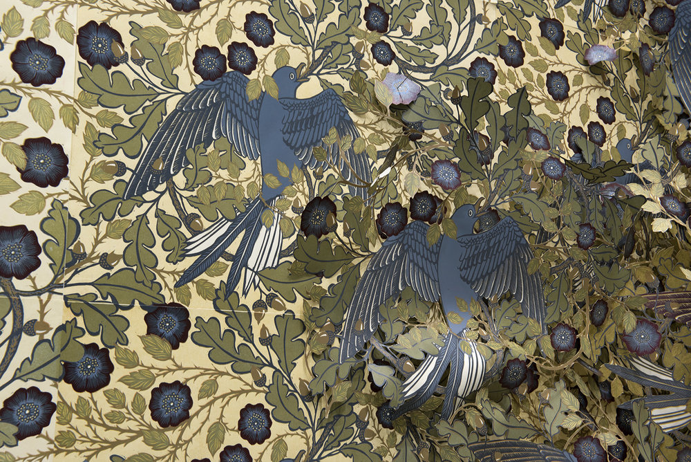 Parlour Bramble (Pigeon Year)