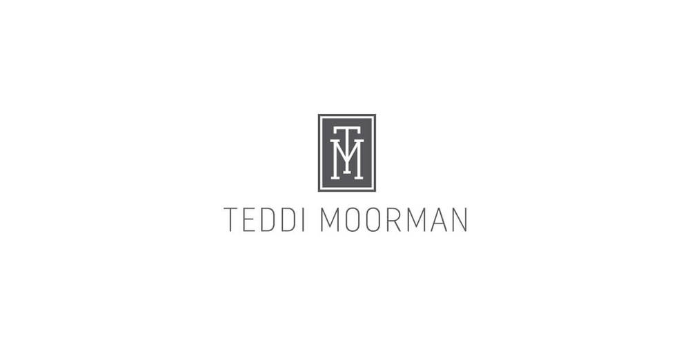 Teddi Moorman logo | Michael Hoss Design | Graphic design Nashville, TN.jpg