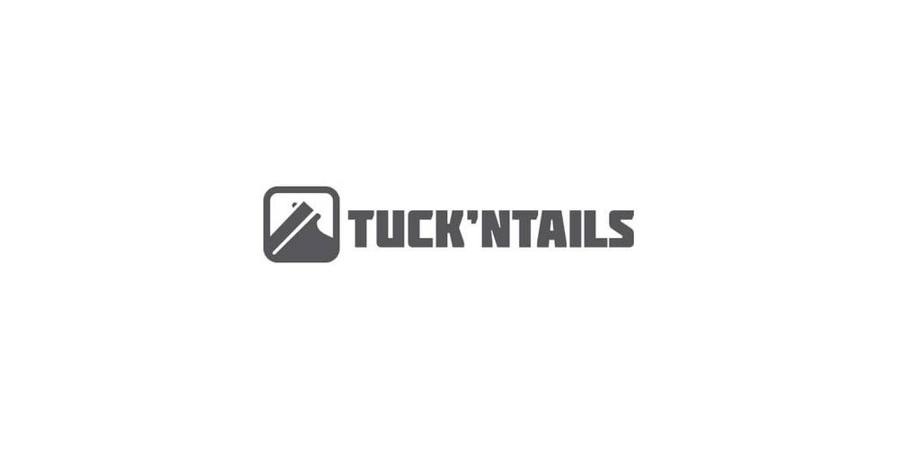 Tuck'nTails logo | Michael Hoss Design | Graphic design Nashville, TN.jpg