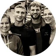 CrossFit Criterion portrait | Michael Hoss Design | Graphic design Nashville, TN.