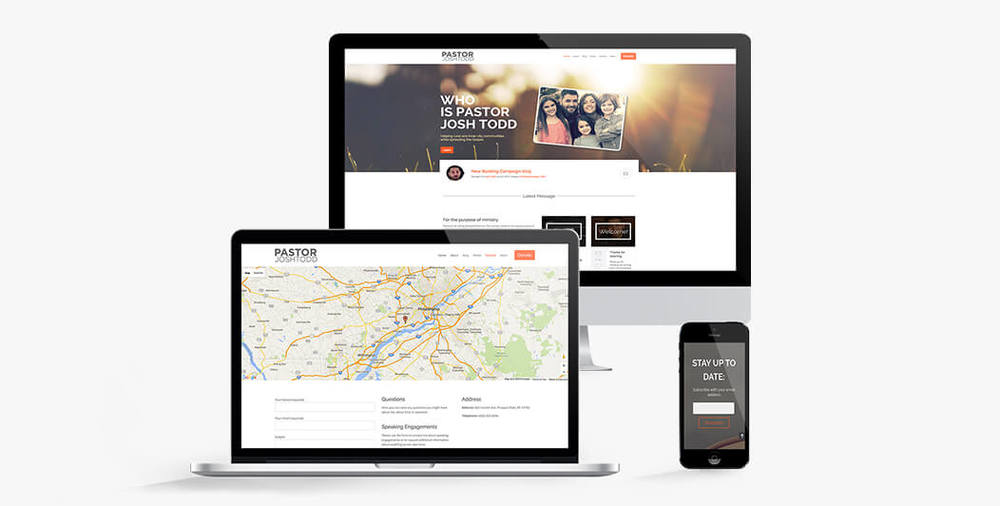 Web design Nashville | Michael Hoss Design