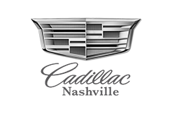Nashville Cadillac Logo | Michael Hoss Design | Graphic design Nashville, TN.