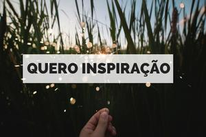 ter inspiração