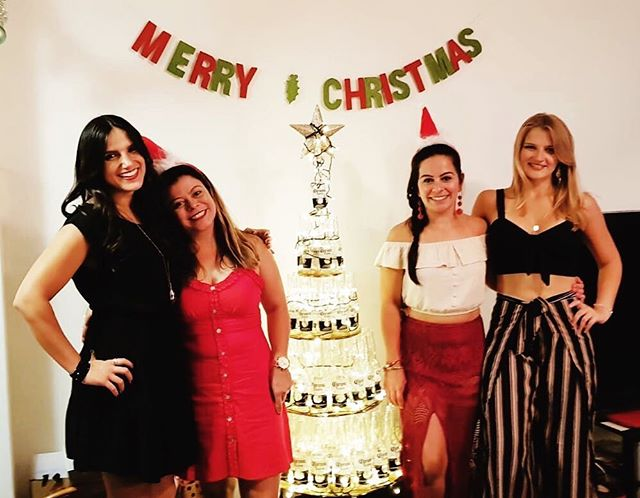 E no meio de todo o meu turbilhão interno, eu tive um Natal maravilhoso. E muito graças a elas! Obrigada, sisters lindas, pela parceria e pelo carinho de sempre. Obrigada, acima de tudo, por serem a família que eu precisava nesse Natal. AMO VCS, e não é de hoje! 💝