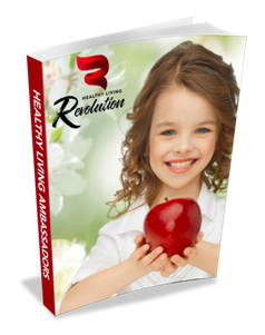 #foodisourfriend healthy living revolution kids cookbook