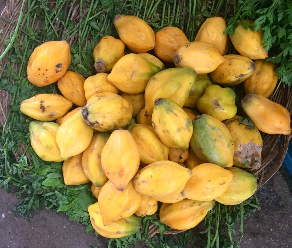 #foodisourfriend Cuzco, Peru market