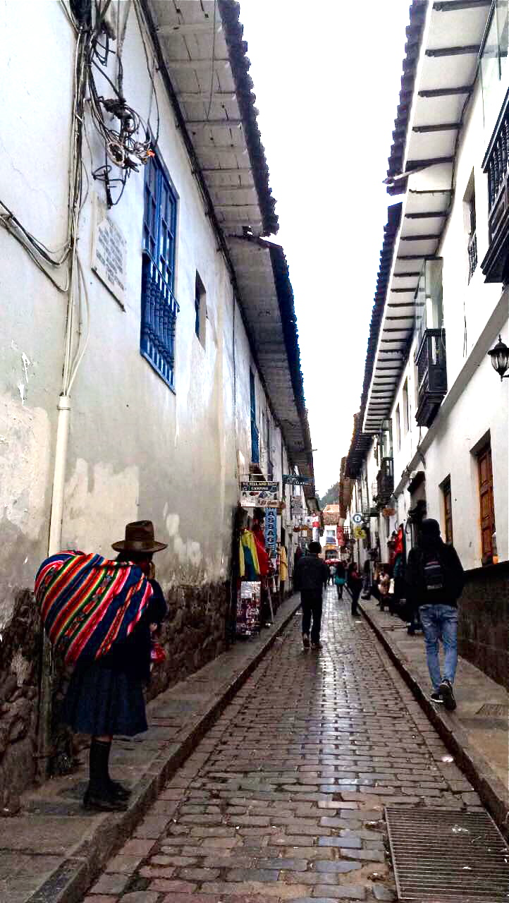 #foodisourfriend travel Cuzco, Peru