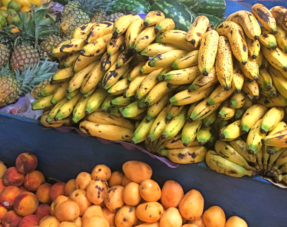 #foodisourfriend travel - market fruit food