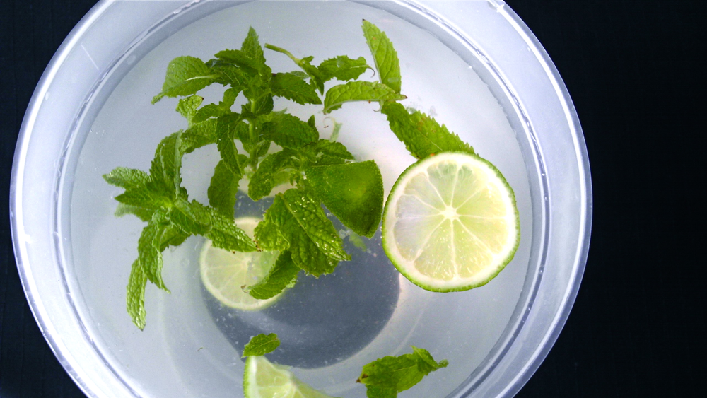 #foodisourfriend spring water infusions