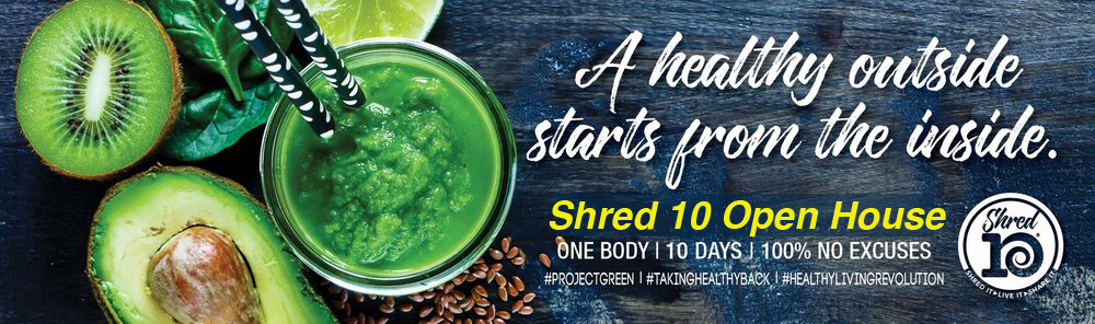 shred 10 healthy eating open house - orem, utah may 13 2017