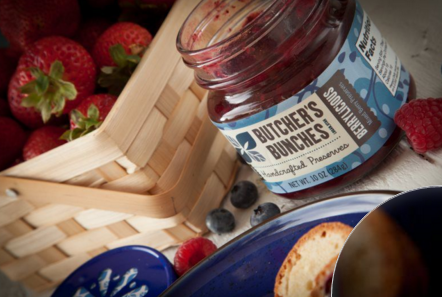 #foodisourfriend butcher's bunches jams recipes