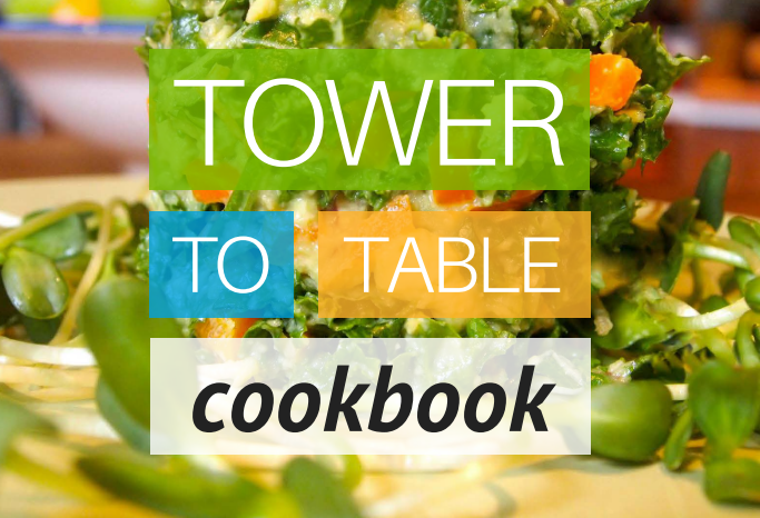 #foodisourfriend Tower Garden recipe cookbook.png