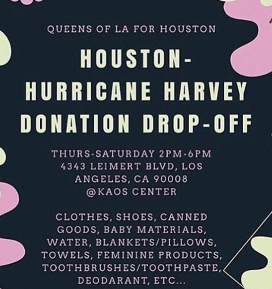 #foodisourfriend hurricane harvey - how to help