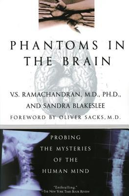 This is another collection of case studies, but a little more on the clinical side than the Oliver Sacks books. It's a really engaging look at how people overcome some of the most intense neurological conditions out there, and what it really means to be human, from a neurologist's point of view.