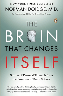 This is a book about how flexible the brain is, and just how much it can change to go from disabled to extraordinary. It's one of my favorites, I must have read it at least five times by now.