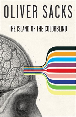 This book comes in two sections: the first is about a community in Micronesia that has a very large population of people with complete achromatopsia, or complete colorblindness. The second is about the people native to Guam, and a terrifying disease that many of them suffer from that has symptoms from ALS, Parkinson's, and Dementia. The book is as much about how these conditions affect the culture as it is about brains, and it's an extremely engaging read.