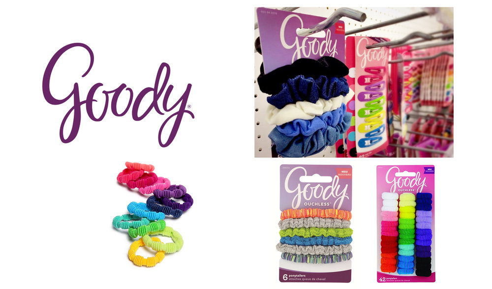 Goody Hair Products