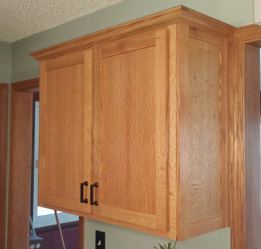 Charmant Kitchen Cabinets Mission Style