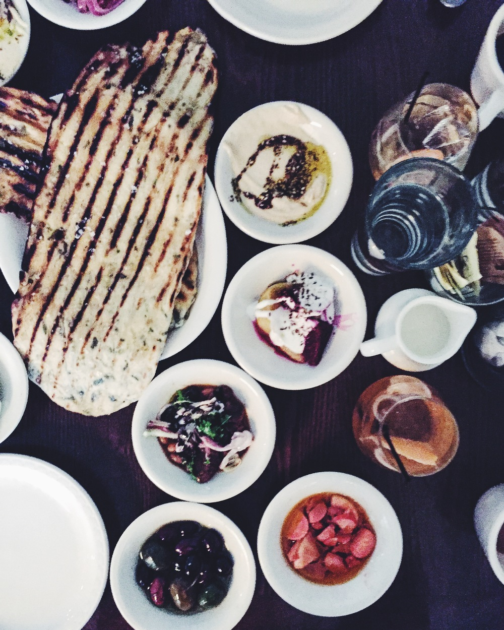 The Mezze Feast