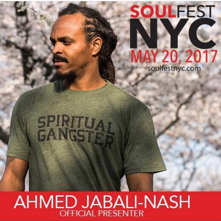 """SOULFest is NYC's first day long yoga and wellness festival created by the community for the community.  This historic event will take place in Harlem which was recently dubbed the the ""next hot neighborhood"" by the the NY TIMES."" @SoulFestnYC on instagram"