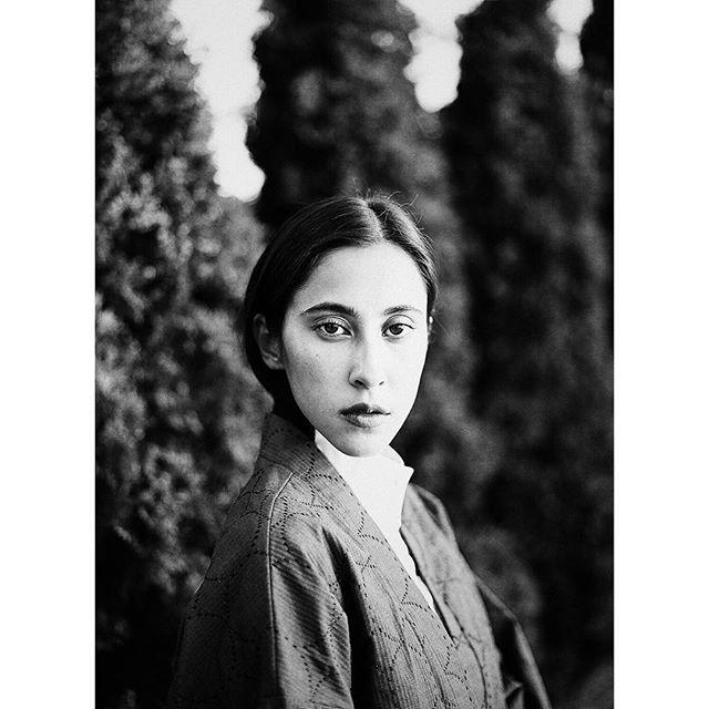 #tbt Julia for @horsesatelier #mamiya645 #makeportraits