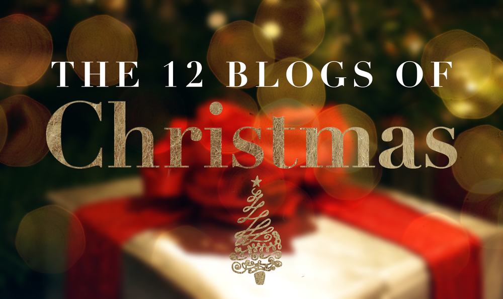 The 12 Blogs of Christmas