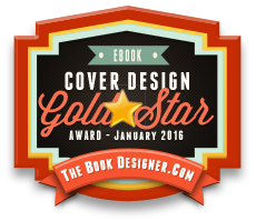 LONGSHOT IN MISSOURI received a Gold Star in The Book Designer's January 2016 e-Book Cover Design Awards. Designed by The Thatchery.