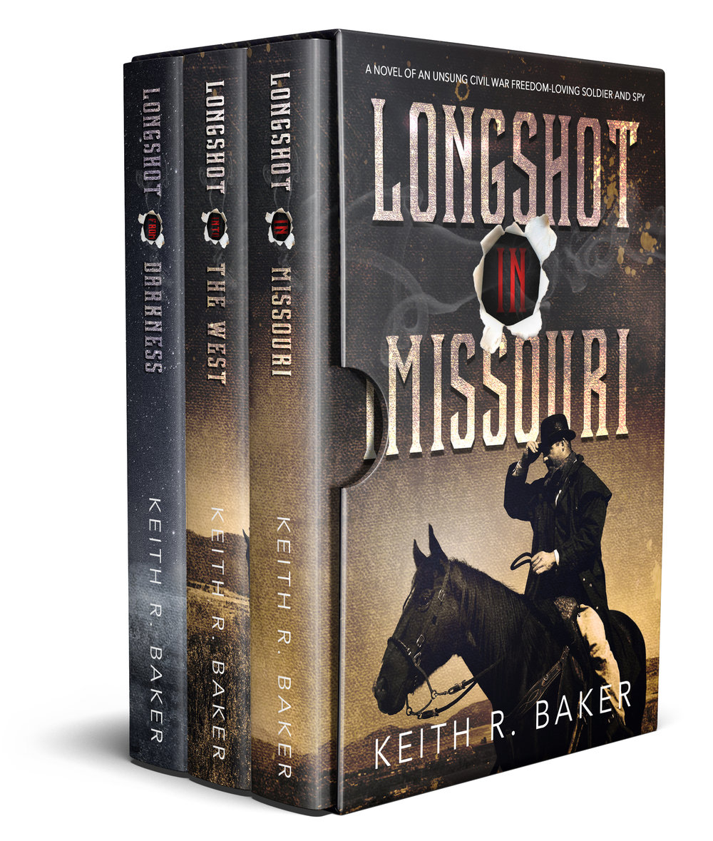 The Longshot Series Boxed Set