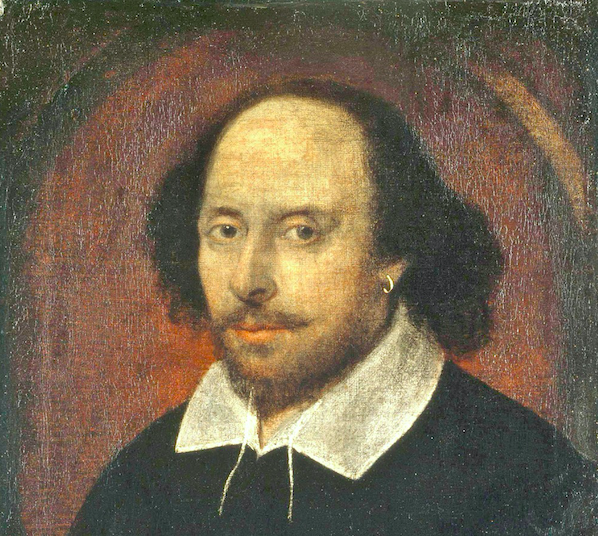 Fun Fact: according to the Shakespearean scholar, Jonathan Bate, Shakespeare's favorite author was Ovid.