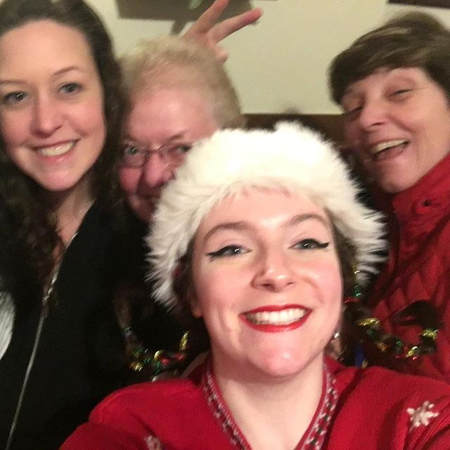 Merry Christmas! From my funny family to yours! ❤️🎉🥰