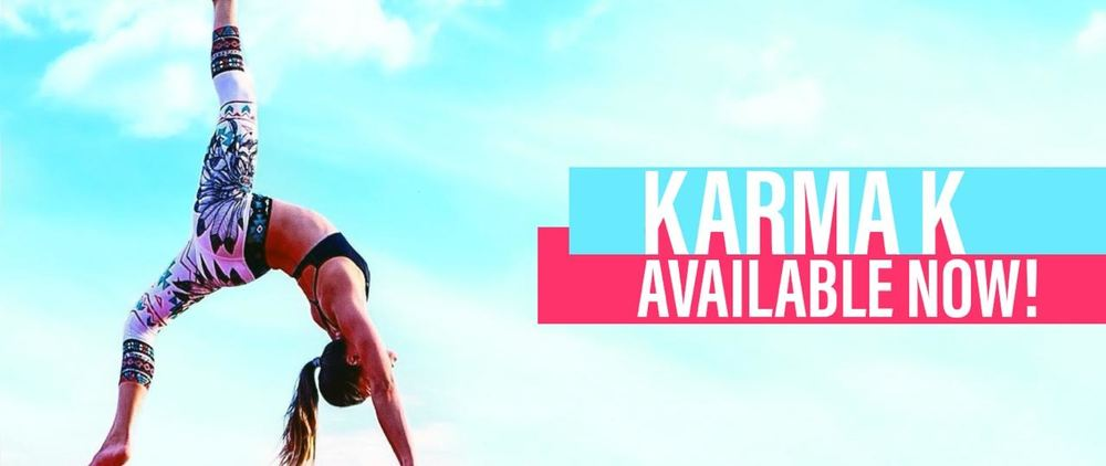 KARMA KRIMINALS ACTIVE WEAR NOW AVAILABLE AT ICON! TAKE A LOOK AT THEIR WEBSITE AND TREAT YOURSELF.