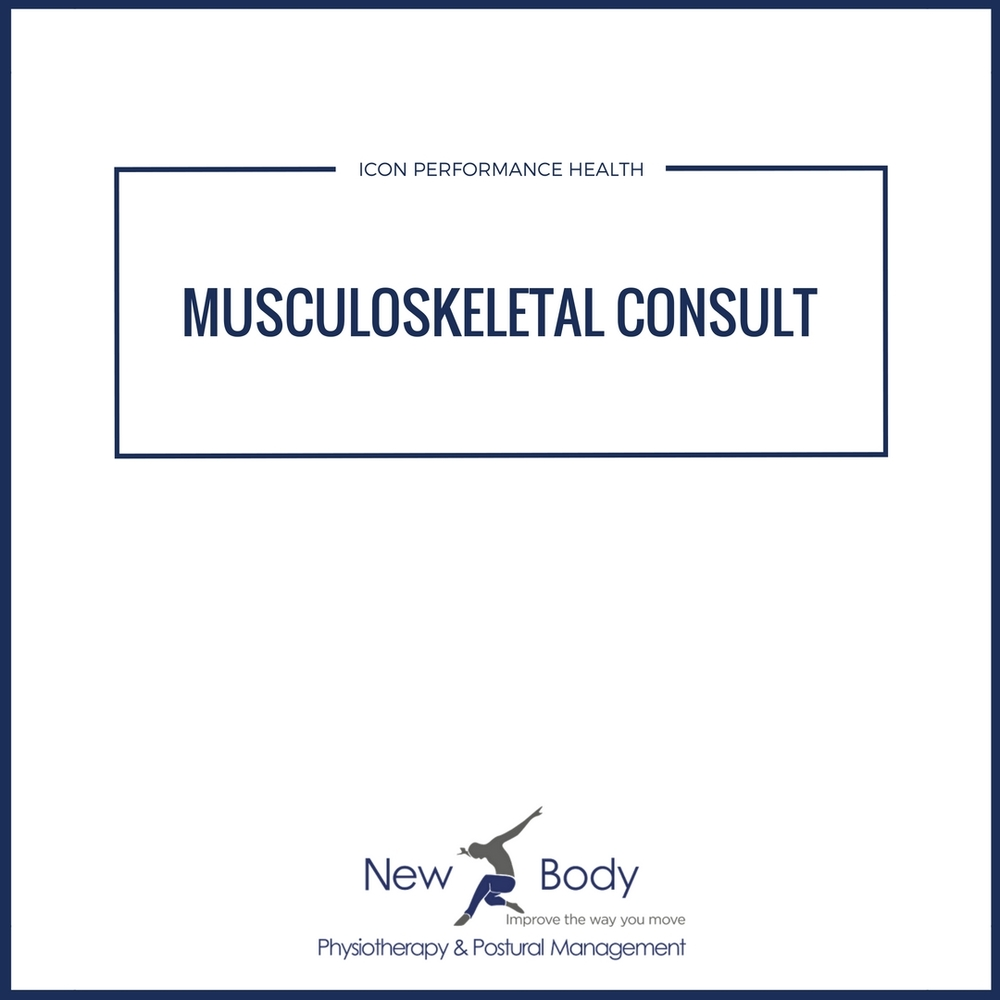 MUSCULOSKELETAL EVALUATION AND TREATMENT CONSULT:  Learn the source of your pain and strategies to target it for fast and effective results in mobility and stability,