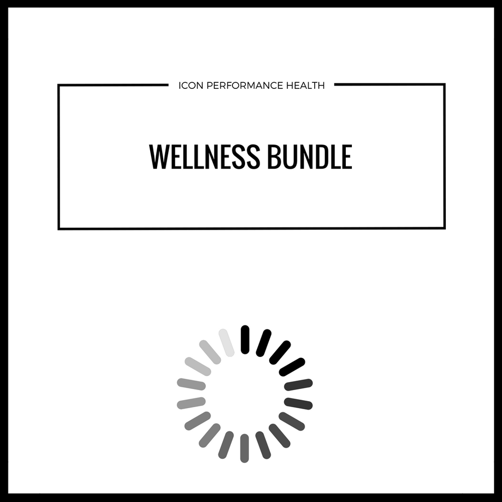 WELLNESS AND PERFORMANCE BUNDLE:  ALL INCLUSIVE PERSONAL TRAINING, MEDICAL CONSULTATIONS AND MUSCULOSKELETAL EVALUATION AND TREATMENT.