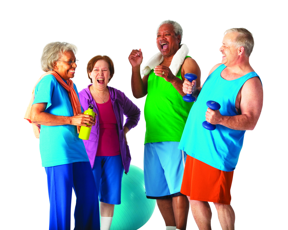 THRIVING SENIORS: Starting February 2016! Thriving Seniors is designed to help older adults become more active, energized, and empowered to sustain independent lives. Classes combine flexibility, strength training, and cardiorespiratory training for a total body workout.