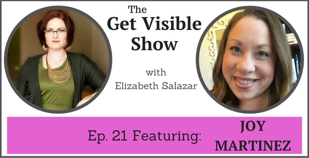 The Get Visible Show