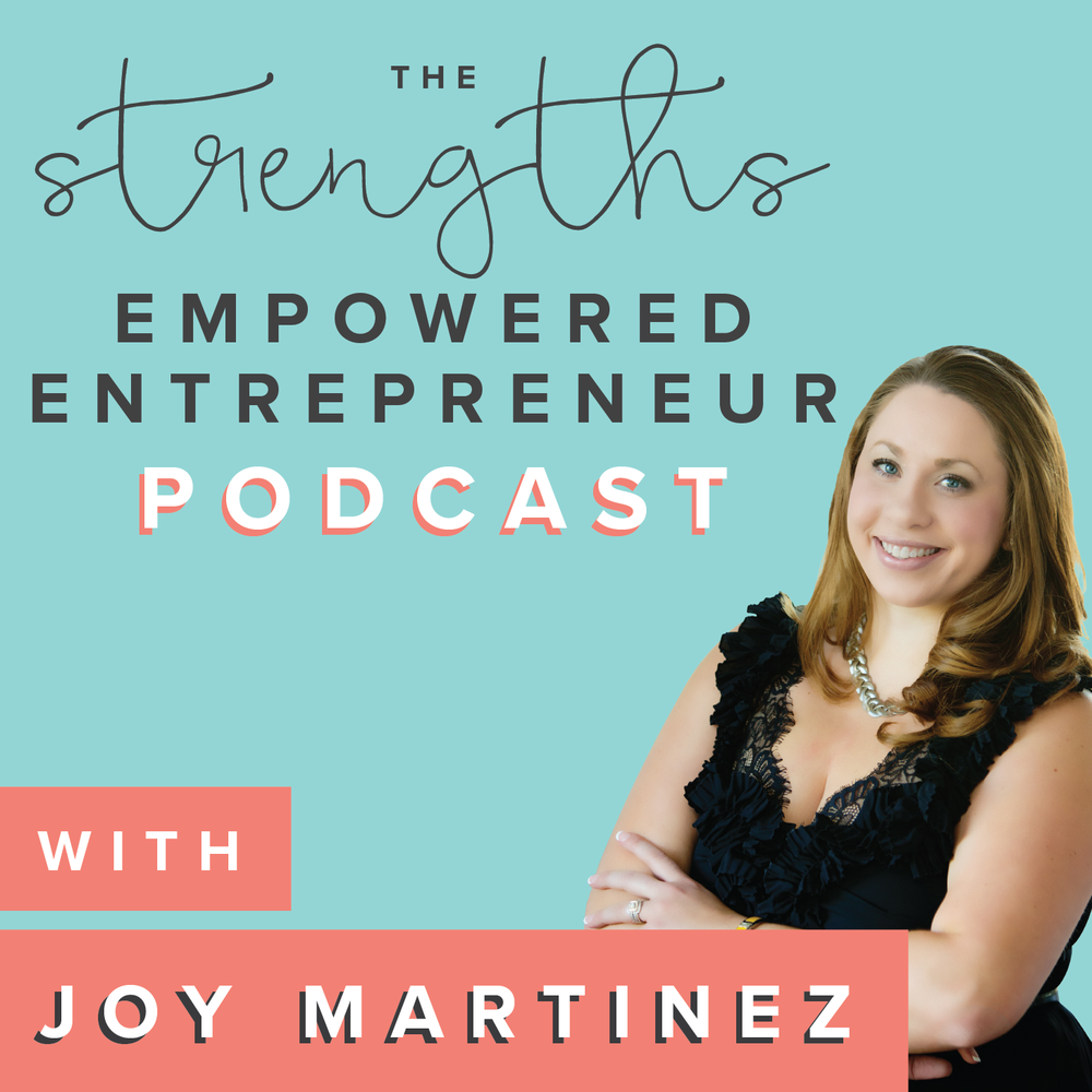 resources strengths dna an podcast focused on empowering entrepreneurs to leverage their unique strengths in their business to increase their confidence be more engaged in their