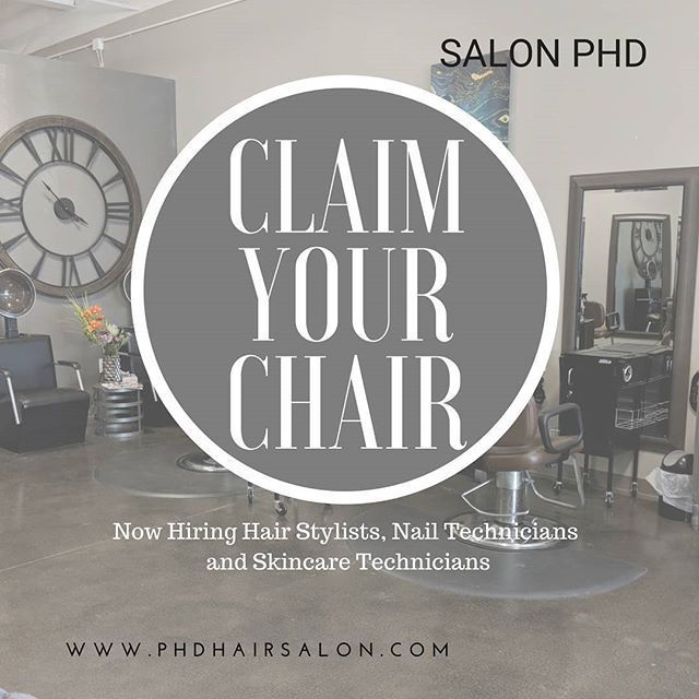Calling all stylists! 📞💅💇♀️