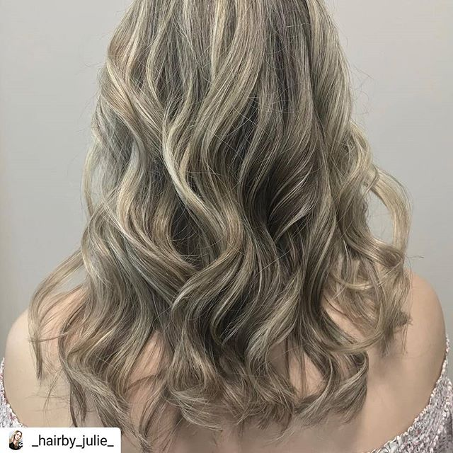 Have you seen our girl's work?! 😍 🔹Hair by Julie🔹  #Repost @_hairby_julie_ • • • • • 🥂 Blondes are always doing it better  #hairbyjulie #blondehighlights #blondesdoitbetter #blondeshavemorefun #tuttohaircolor #tuttoblu #tuttosilvershampoo #salonphd #eufora