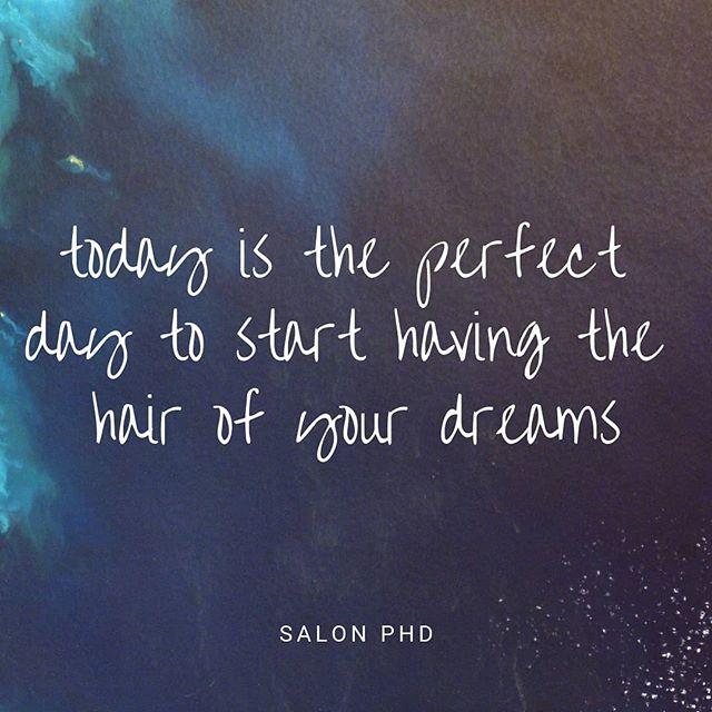Make your #hairgoals a reality. 💇♀️🌌😍 . . #dreamhair #hairstyling #hairstyle #hairdo #hairsalon #salon #salonhair #salonservices #salonphd #bereaoh