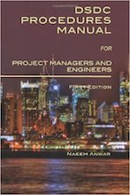 DSDC Procedures Manual for Project Managers and Engineers Paperback – February 7 2012 - Naeem Anwar