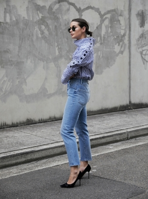 Le-Fashion-Blog-Striped-Button-Sleeve-Shirt-Cropped-Fitted-Denim-Black-High-Heels-Via-Harper-And-Harley-1.jpg